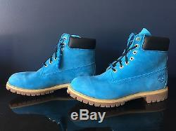 Timberland - Bottes Imperméables Pour Hommes, Taille 6, Columbia Ocean Blue