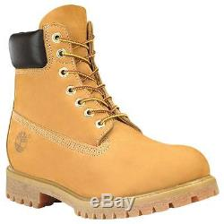 Timberland C10061-10 Gent's 6 Wheat Nubuck Bottes À Lacets, 10 Tailles