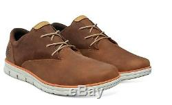 Timberland Chaussures Bradstreet Pt Hommes Oxford A15qf Marron Taille 8