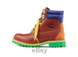 Timberland Édition Limitée X Just Don Football Leather Mens 11.5