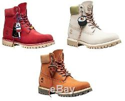 Timberland Food Limited Hommes Truck Series Bottes Premium Pizza Homard Sushi