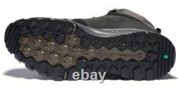 Timberland Garrison Trail MID Waterproof Mens Hiking Boots Black Sneaker Leather