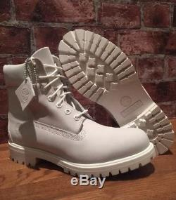 Timberland Ghost White A1m6q Pour Hommes Taille 10