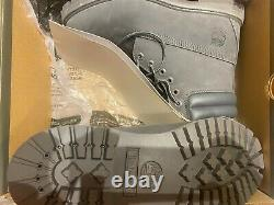 Timberland Homme 6'' Premium Waterproof Boots Grey Nubuck Taille Pour Us'8.5