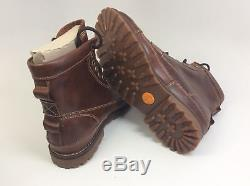 Timberland Hommes Modèle De Plancher Earthkeepers Bottines Tb015551 Marron Taille 10.5