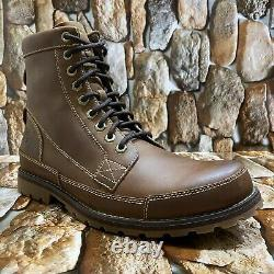 Timberland Men Earthkeepers Cuir Original 6 Pouces MD Brown Style 15551 Sz10m