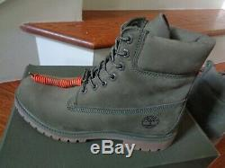 Timberland Premium 6 In Bottes Imperméables Pour Homme, Tb Oa1z4u A58 Taille 10.5 Nwb