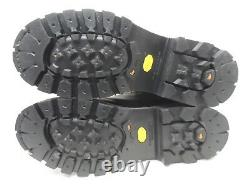 Timberland Pro Hommes 8 Crosscut Wp Steel Toe Logger Work Boots A12n6 Black 12m