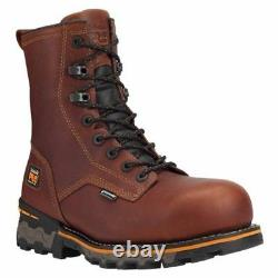 Timberland Pro Mens 8 Boondock Composite Toe Work Boots Tb01112a