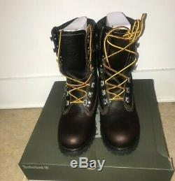 Timberland Super Boot 40 Below Brown Hazel Highway 2019 Tb0a173h Taille 12