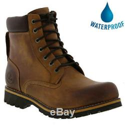 Timberland Terre Keeper Robuste 6 Pouces Hommes Bottes Imperméables Taille Uk 7 À 14,5
