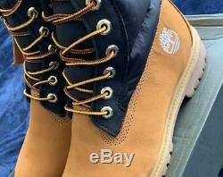 Timberland X Bottes North Face Taille 7.5 Bottes D'homme Limited Release