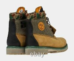 Timberland X Shoe Palace Limited Homme 6inch Classic Boot Wheat Nubuck